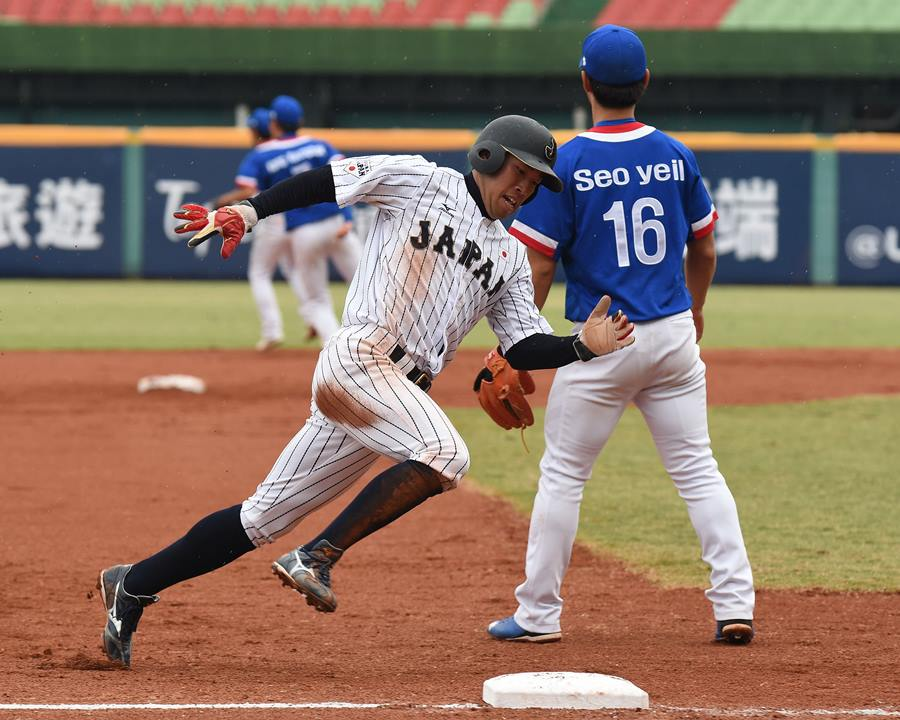 Japan edges rival South Korea 1-0, will play for 21U gold