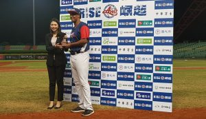 Team WBSC wins another in the Asia Winter Baseball League