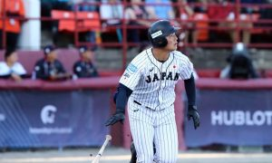 WBSC U-18 Baseball World Cup star Kiyomiya signs with NPB's Hokkaido Nippon Ham Fighters