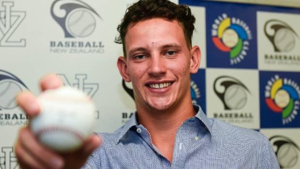 ニュージーランドの10代投手がMLBフィラデルフィア・フィリーズに入団