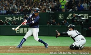 Imanaga's 12 strikeouts help put Japan past Chinese Taipei in Asia Professional Baseball Championship