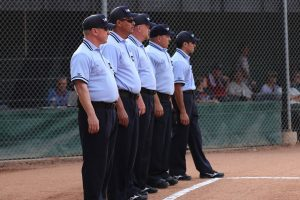 Umpiring staff announced for the 14th WBSC Men's Softball World Championship