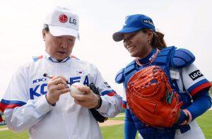 韓国機張で開催のWBSC女子野球ワールドカップ2016タイトルスポンサーがLG社に決定