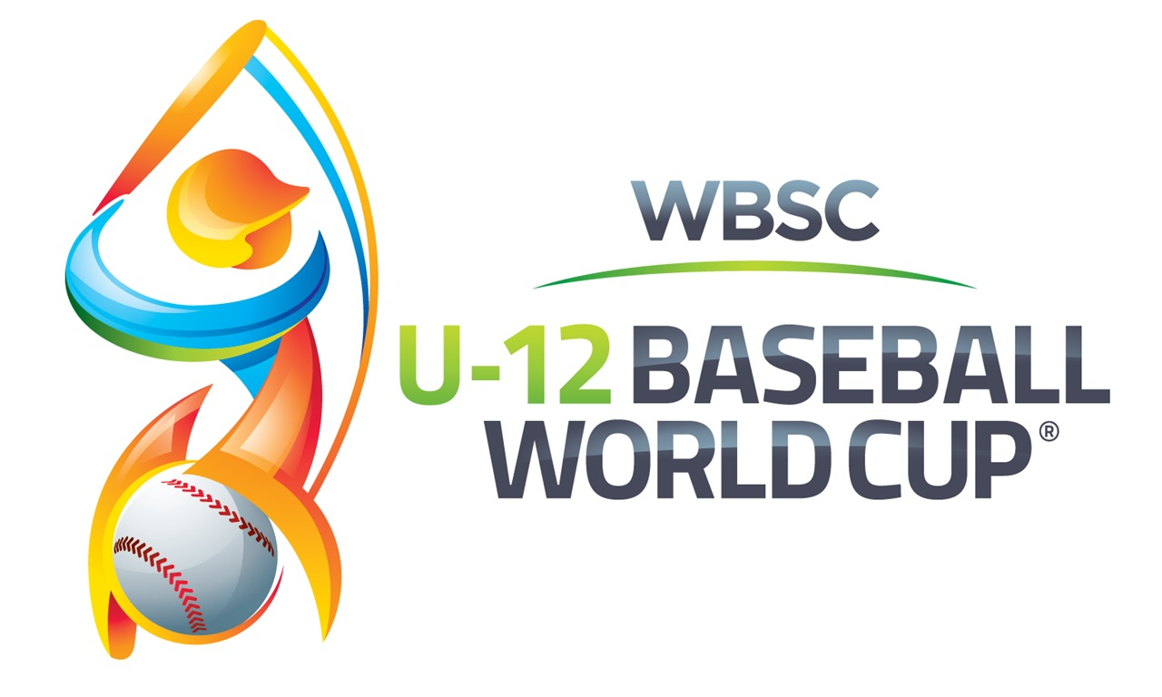 Logo - WBSC U-12 Baseball World Cup - L