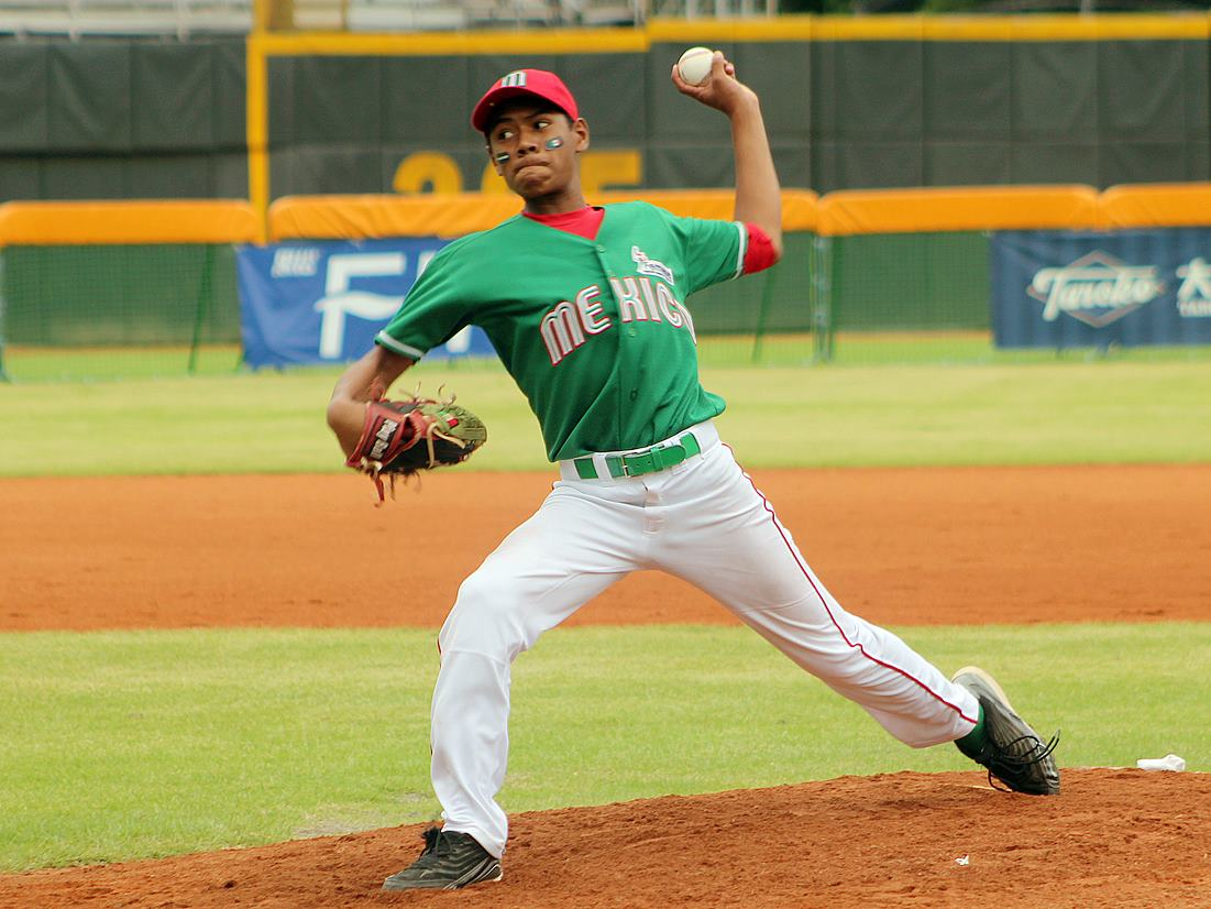 Mexico defeats U.S to win Americas qualifier for WBSC U-12 Baseball World Cup 2017