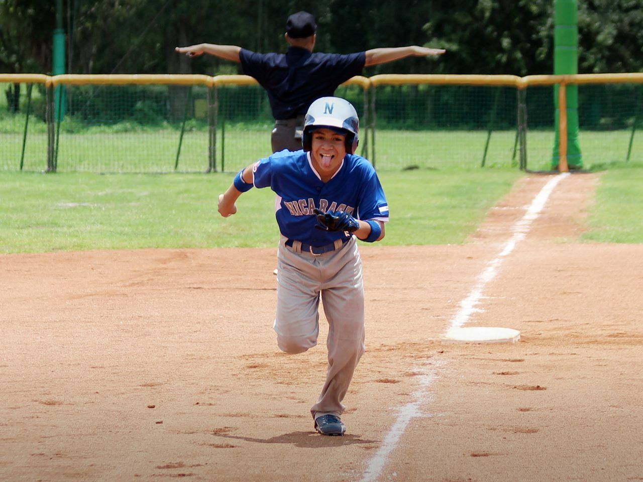 12 nations competing in U-10 Pan-Am Youth Baseball Championship 2016 in Nicaragua