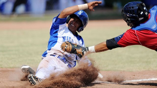 Nicaragua wins Baseball Gold at X Central American Games