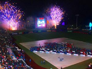 2017中美洲運動會尼加拉瓜擊敗宿敵巴拿馬贏得棒球金牌畫下句點