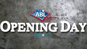 Australian Baseball League starts into new Season on November 1