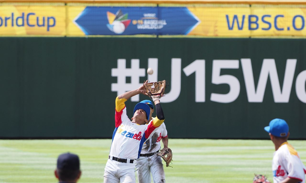 Six nations advance to Super Round of WBSC U-15 Baseball World Cup, Broadcast coverage expanded