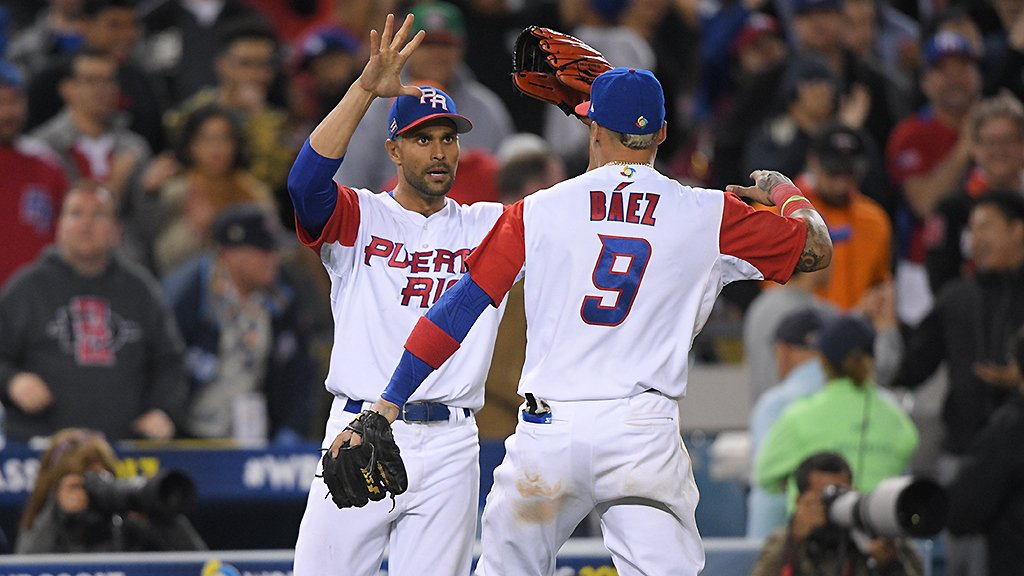 WBC 2017: Puerto Rico tops Netherlands in 11 to advance to Final