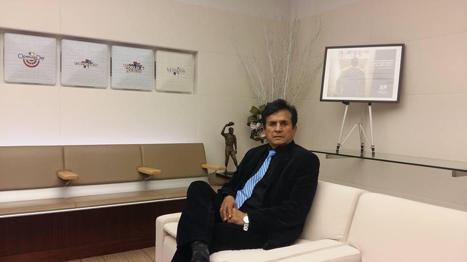 파키스탄야구연맹 Syed Khawar Shah 회장 별세