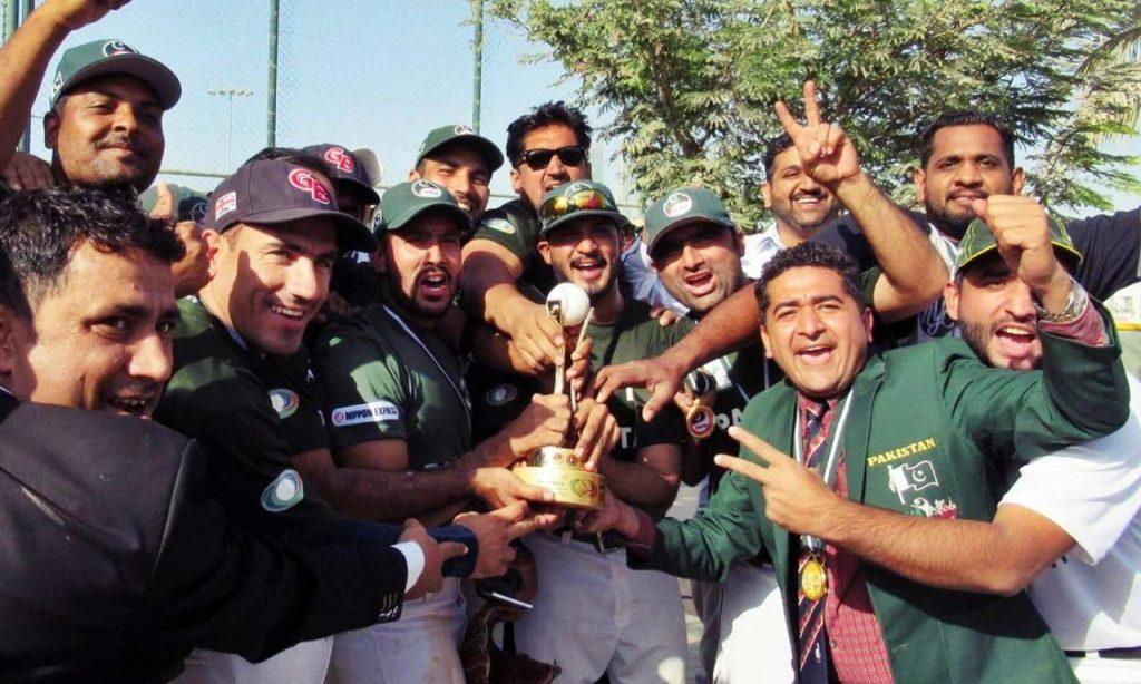 Pakistan defeats India to win inaugural Dubai Cup Baseball Series