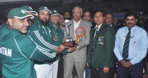 Pakistan wins Gold in 11th West Asia Baseball Cup