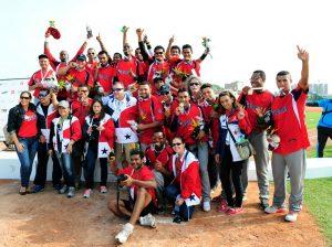 Panama wins Baseball Tournament at XVII Bolivarian Games in Peru