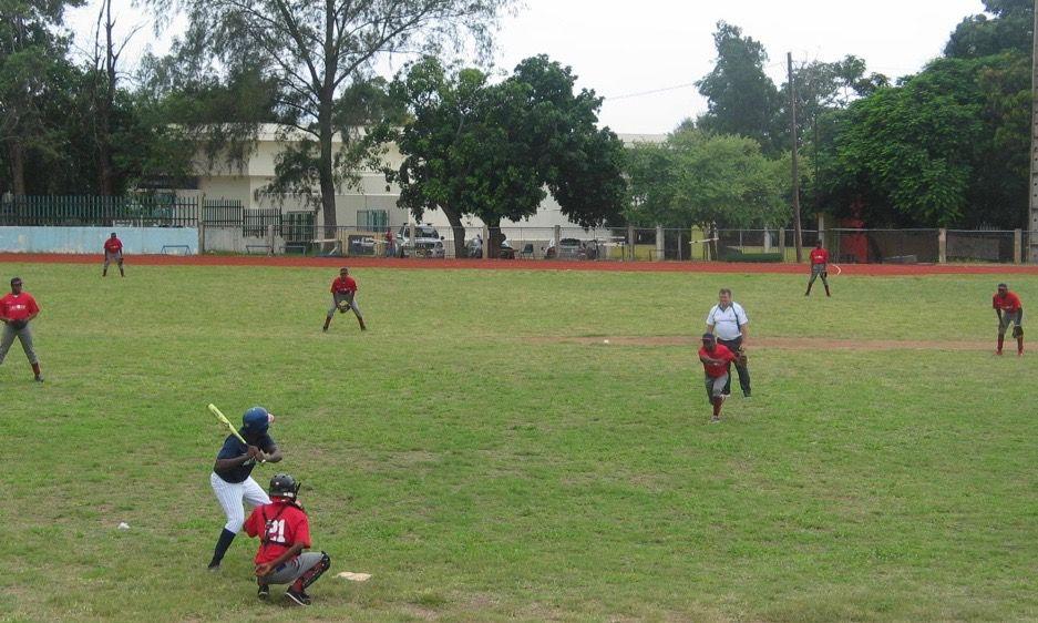 África: El crecimiento del béisbol en Mozambique preámbulo del lanzamiento de la Federación Nacional