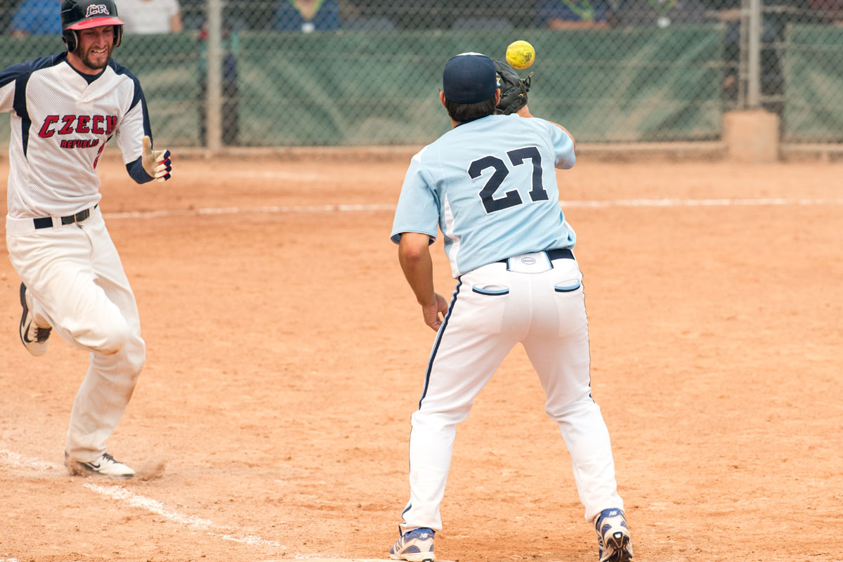 Day 4 at the 14th WBSC Men's Softball World Championship