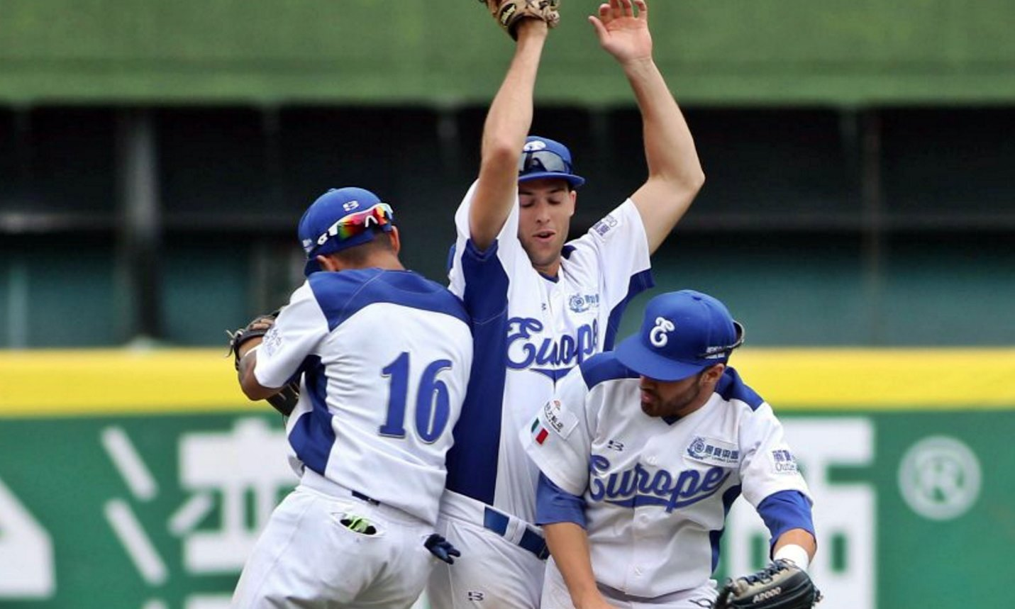 WBSC reveals Europe's roster for pro Asia Winter Baseball league