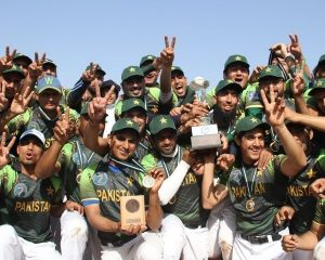 No. 24 Pakistan wins West Asia Baseball Cup; Iran earns silver, India bronze