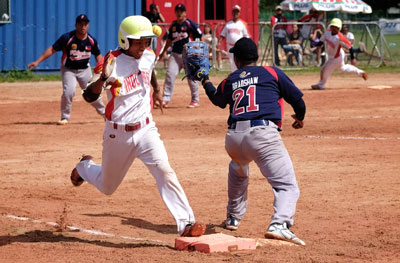 Three Asian nations qualify for 2015 Men's Softball World Championship