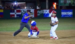 Mexico and Nicaragua will play for the title in Pan American U-10 Baseball Championship