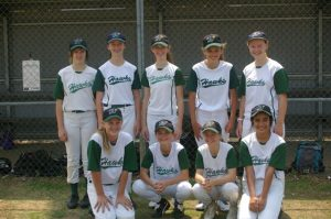 First All Girls' Club Team in Queensland, Australia
