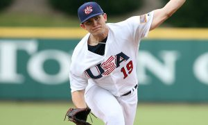 USA Baseball opens Int'l Friendship Series with win over Chinese Taipei