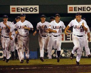USA tops Australia 3-1 to begin Final Four of Women's Baseball World Cup