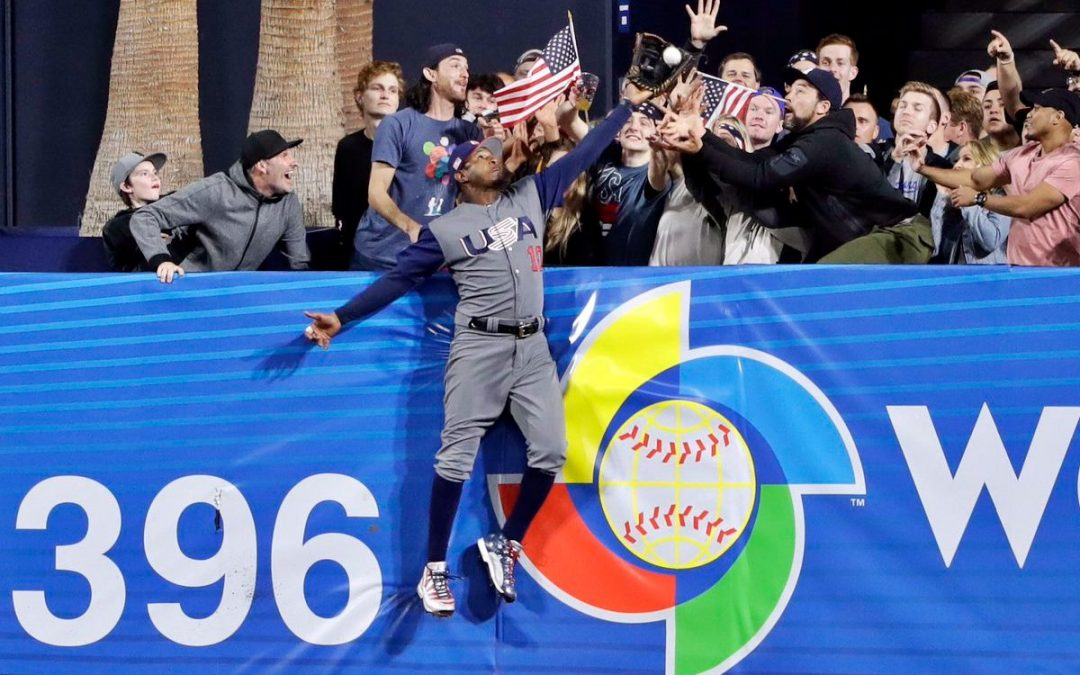WBC 2017: USA tops Dominican Republic, will play Japan in Semi-Finals