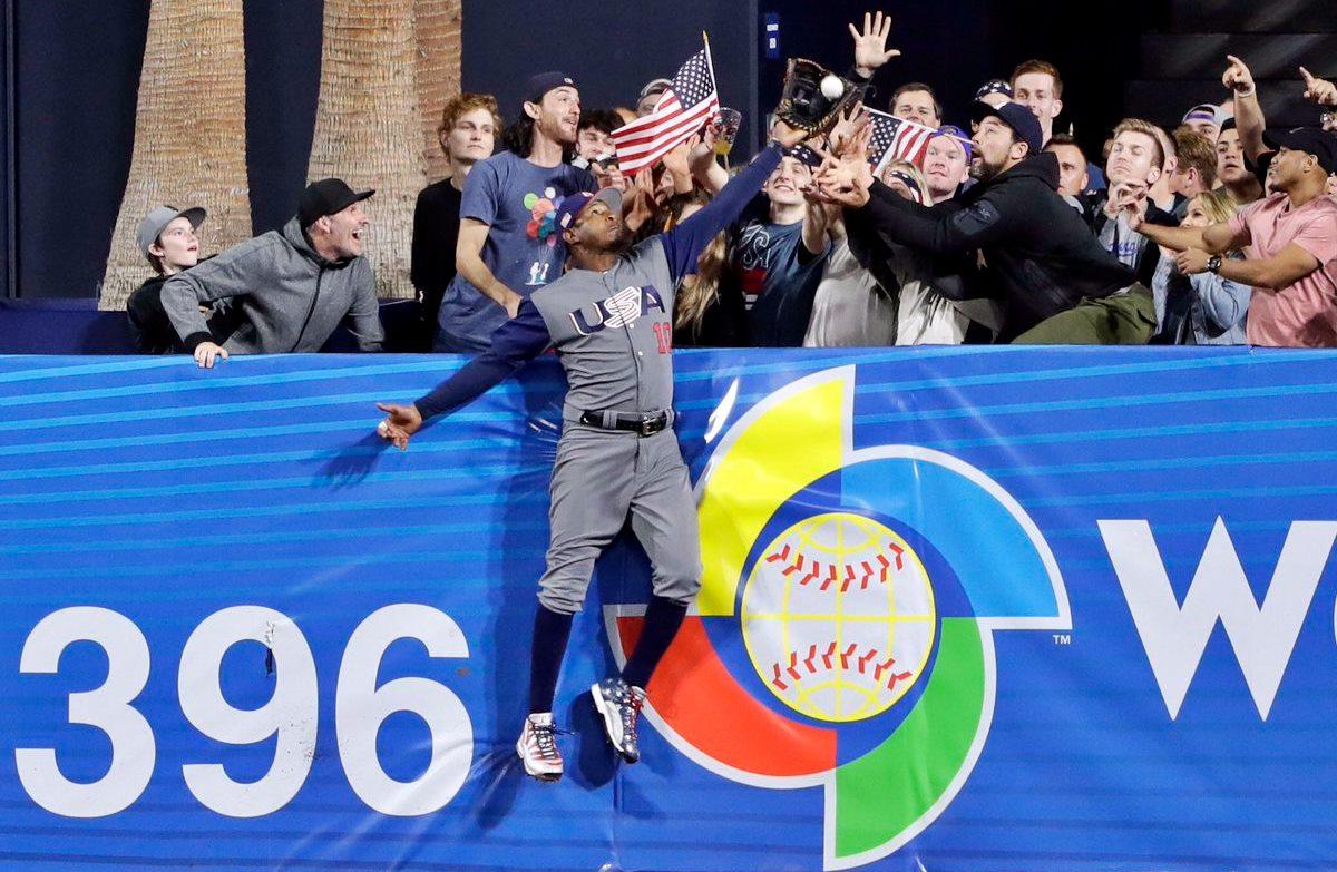 WBC 2017: Estados Unidos bate a República Dominicana, se enfrentará a Japón en semifinales