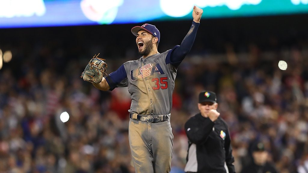 USA blanquea a Puerto Rico para ganar su primer Clásico Mundial de Béisbol