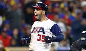 World Baseball Classic: Jones, Hosmer HRs in 8th lift US over Venezuela 4-2