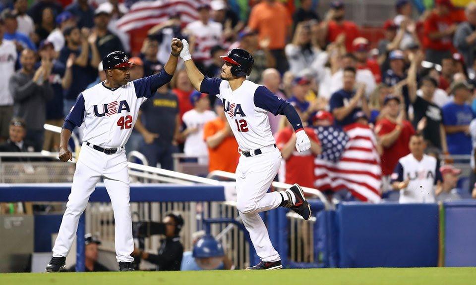 アメリカがカナダを制しワールドベースボールクラシック二次ラウンド進出決定