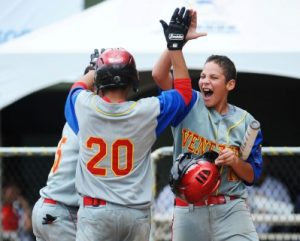 Venezuela claims the Gold in the XXV COPABE Pan American Championships for 12-U 2011