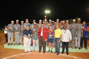 Venezuela campeón panamericano de Softbol Masculino