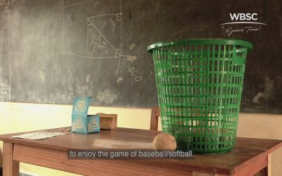 WBSC's new Urban Game concept receives Peace and Sport Awards nomination (VIDEO)
