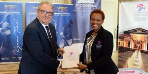 WBSC Baseball Softball world joins IWG in advocating Women in Sport across all levels