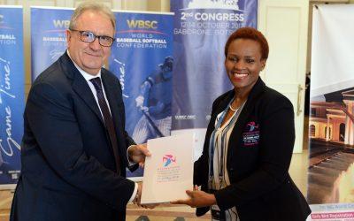 WBSC Baseball Softball world joins IWG in advocating Women in Sport across all levels