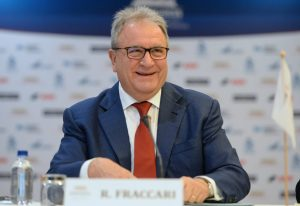 Global Sport: WBSC President Fraccari speaks with radio giant RFI on importance of Africa