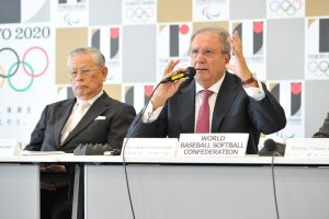 WBSC makes official presentation to add baseball, softball to Tokyo 2020 Olympics