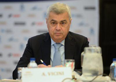 WBSC Treasurer | Angelo Vicini