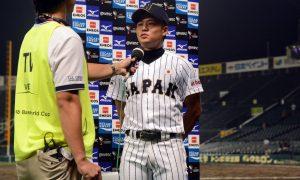 WBSC U-18W杯決勝戦 日本での地上波生放送が最高視聴率を獲得