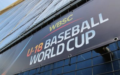 Acreditación de Medios abierta para la Copa Mundial de Béisbol WBSC Sub-18 2017 en Thunder Bay, Canadá