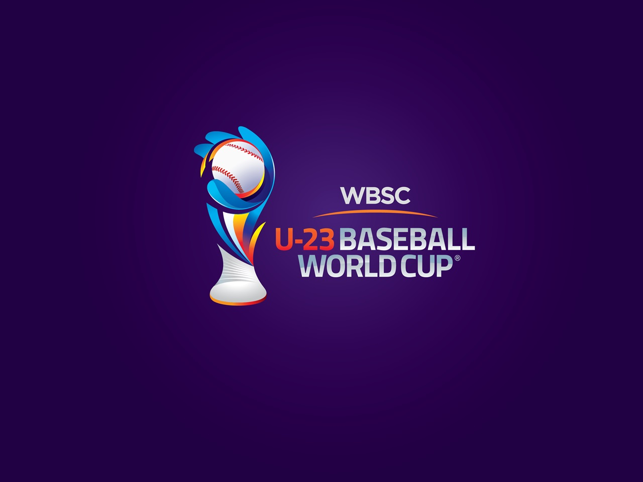 WBSC unveils nations, Logo for inaugural U-23 Baseball World Cup 2016 in Monterrey, Mexico