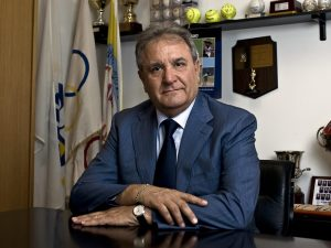 End-Of-Year Message from World Baseball Softball President Riccardo Fraccari