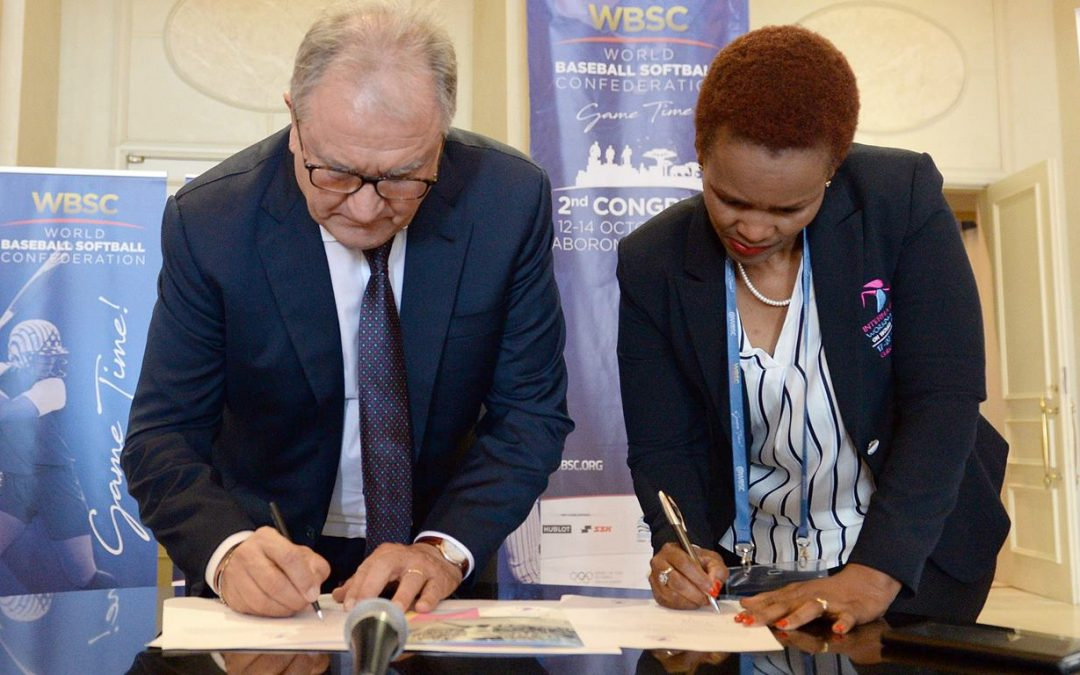 WBSC partners with International Working Group on Women
