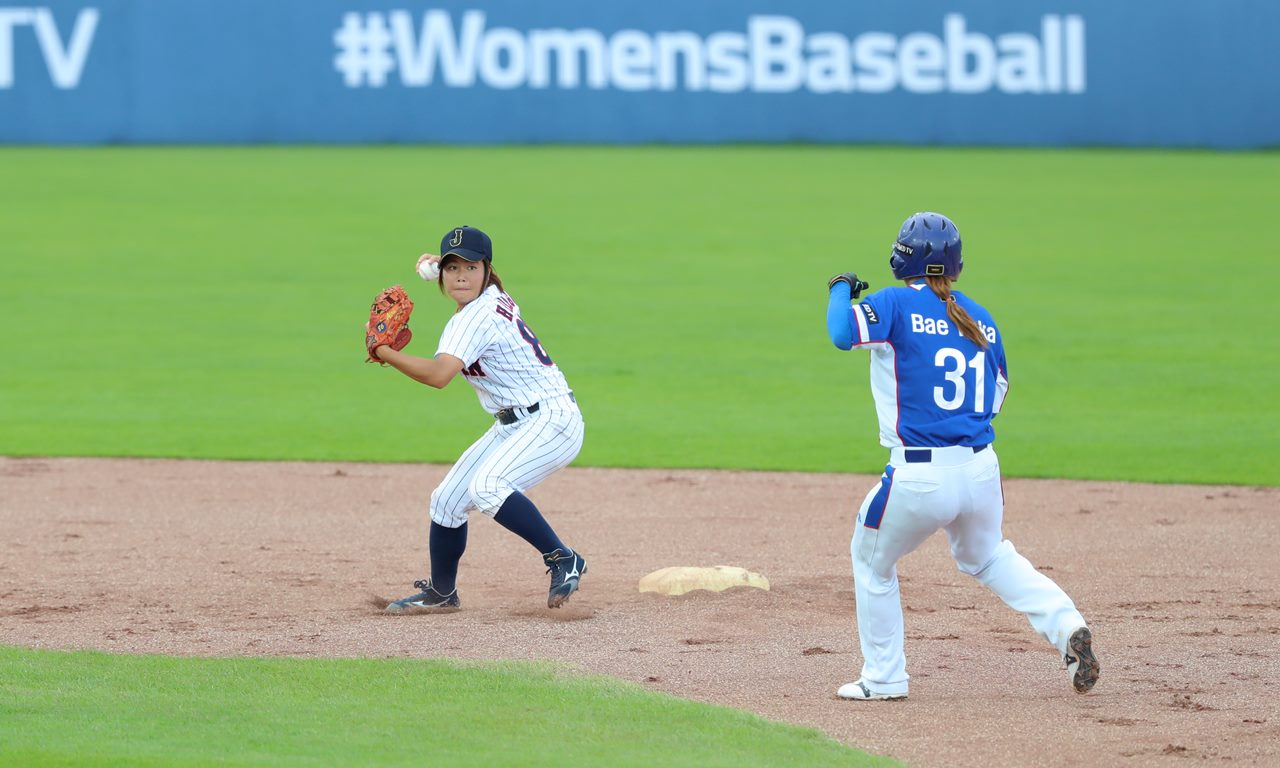 女子野球世界ランキング2016更新