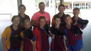 Softball in Australia ranked in Top 10 in Sporting Schools programme