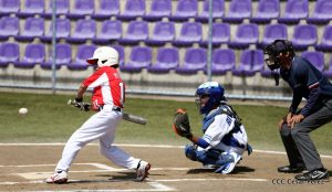 A 3 team tie tops the standings of U-12 Pan American Baseball Championship