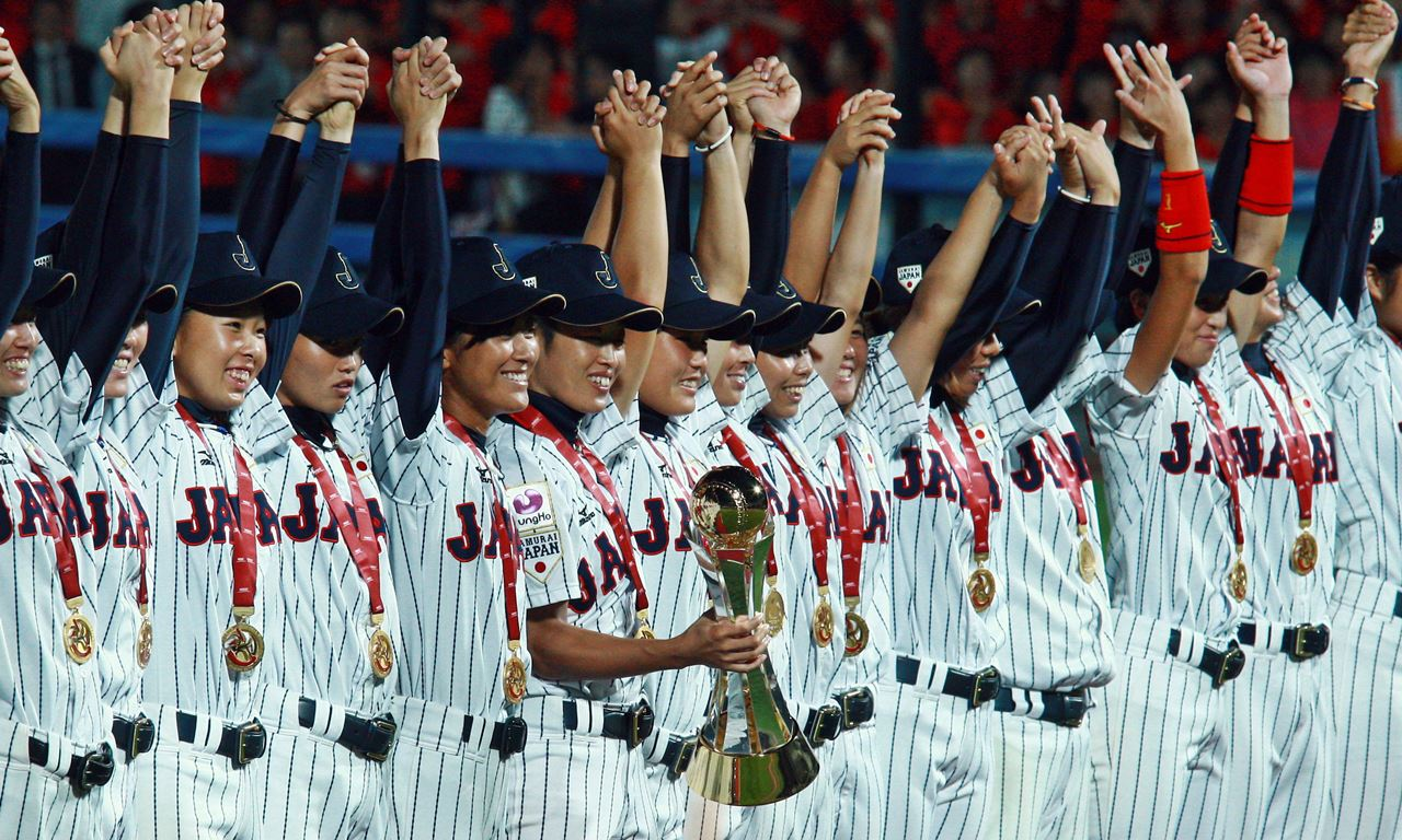 Women's Baseball World Cup 2016 trophy to be exhibited in Japan's Hall of Fame and Museum